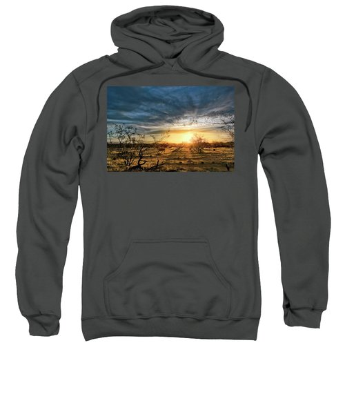 March Sunrise Sweatshirt
