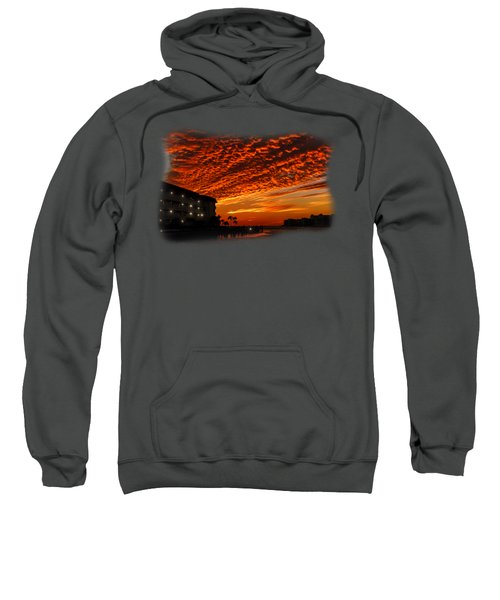Marco Sunset No.9 Sweatshirt by Mark Myhaver