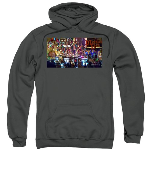 Mariachi Bar In San Antonio Sweatshirt
