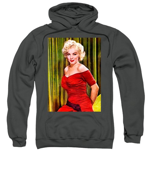 Marilyn Monroe 20 Sweatshirt