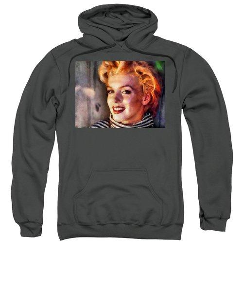 Marilyn Monroe 23 Sweatshirt