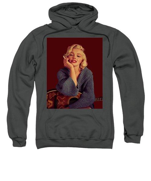 Marilyn Monroe 24 Sweatshirt