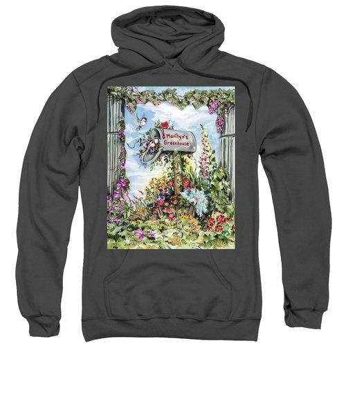 Marilyn's Greenhouse Sweatshirt