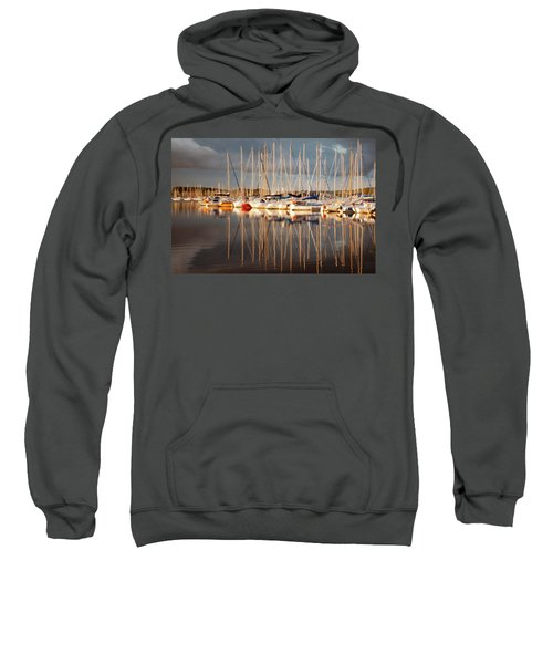 Marina Sunset 6 Sweatshirt
