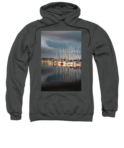 Marina Sunset 9 Sweatshirt