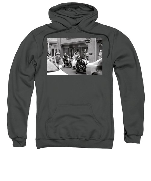 Marriage In Santa Fe Sweatshirt