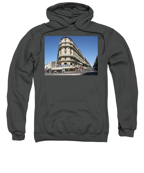 Marseille, France Sweatshirt