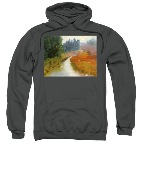 Marshes Of New England Sweatshirt