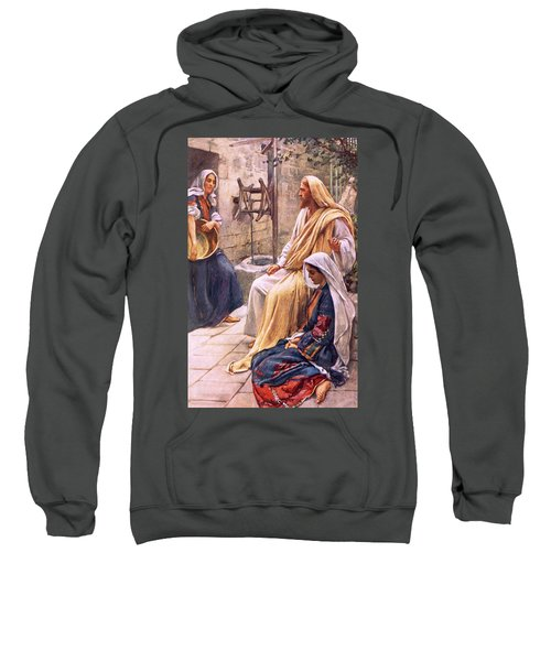 Martha And Mary Sweatshirt