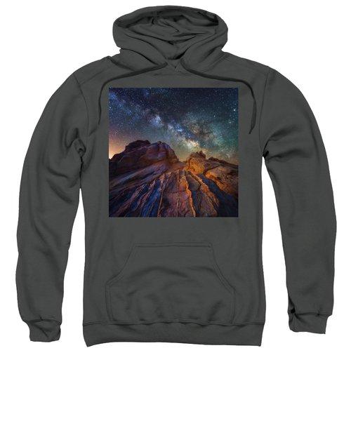 Martian Landscape Sweatshirt