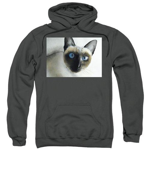 Mary Cat Sweatshirt