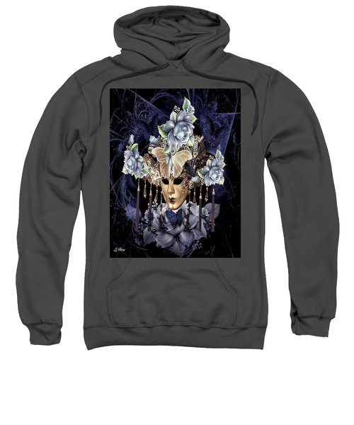 Mardi Gras Blues 2 Sweatshirt
