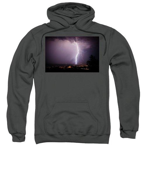 Massive Lightning Storm Sweatshirt