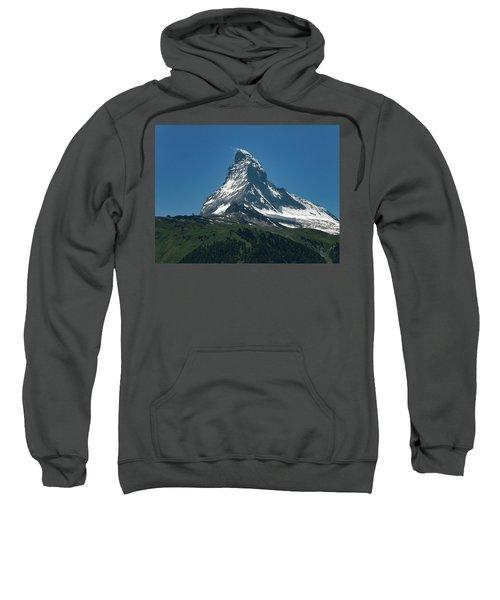 Matterhorn, Switzerland Sweatshirt