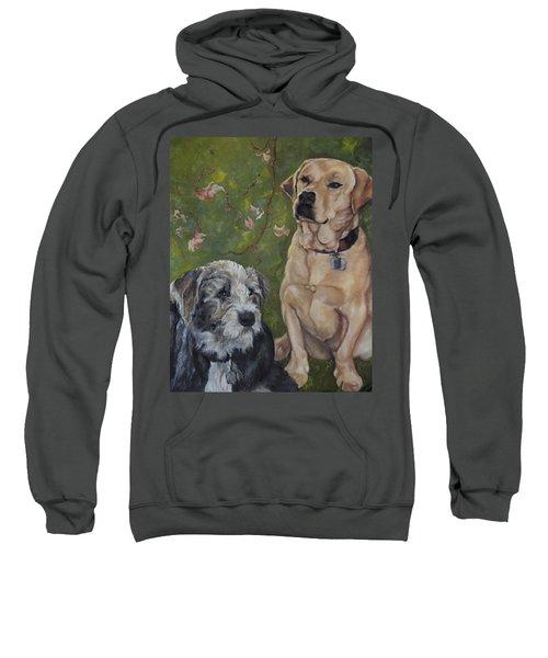 Max And Molly Sweatshirt