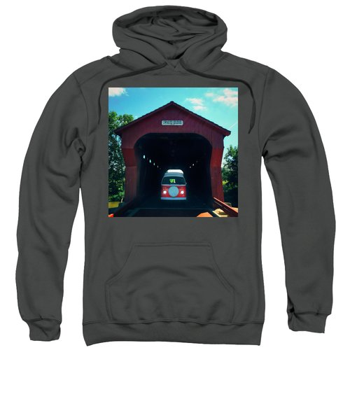 May The Swartz Be With You Sweatshirt