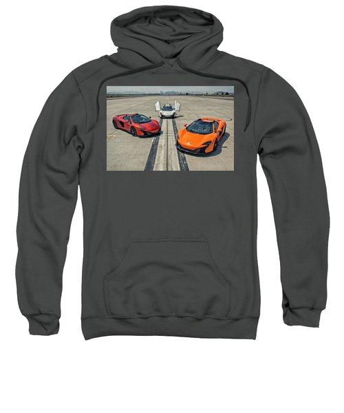 #mclaren #650s #party Sweatshirt
