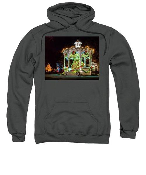Medina, Ohio Christmas On The Square. Sweatshirt