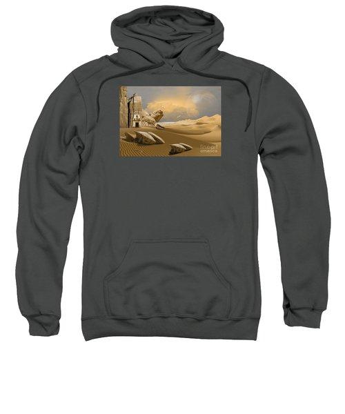 Meditation Place Sweatshirt