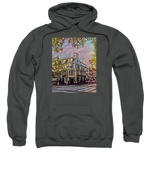Meet Me At The Corner Sweatshirt