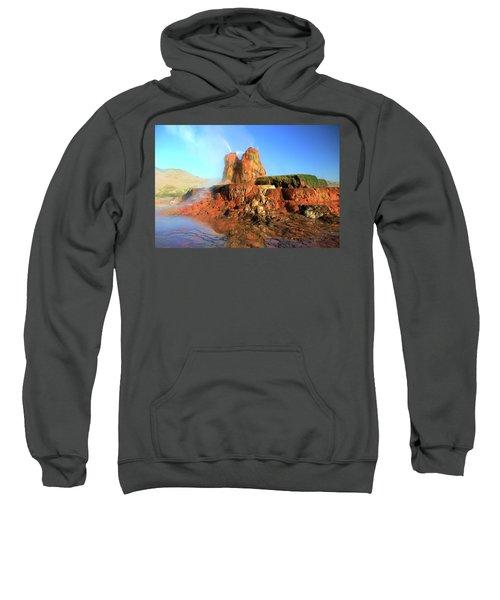 Meet The Fly Geyser Sweatshirt