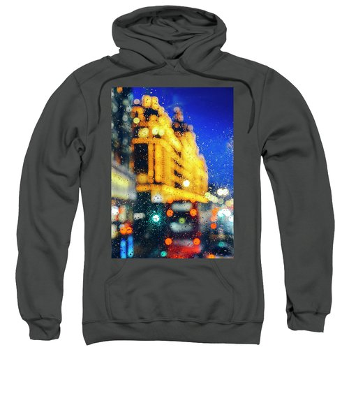 Melancholic London Lights  Sweatshirt
