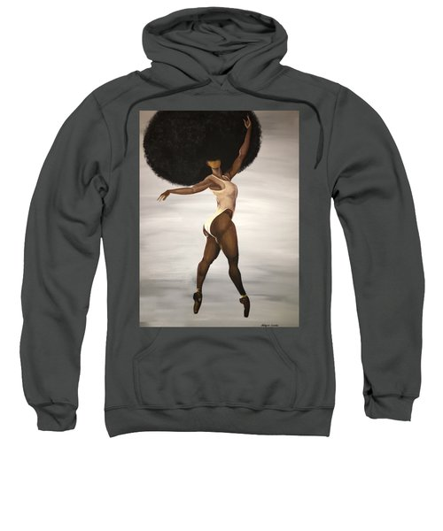 Melaninated Motion Sweatshirt