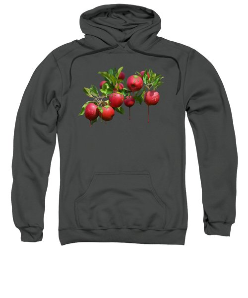 Melting Apples Sweatshirt