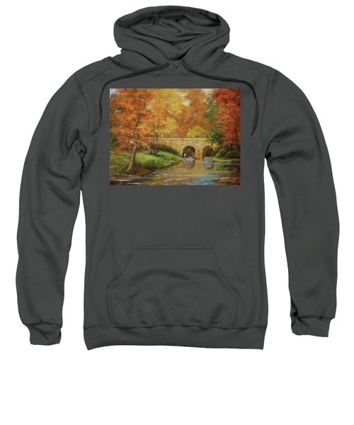 Memories At Stone Bridge Sweatshirt