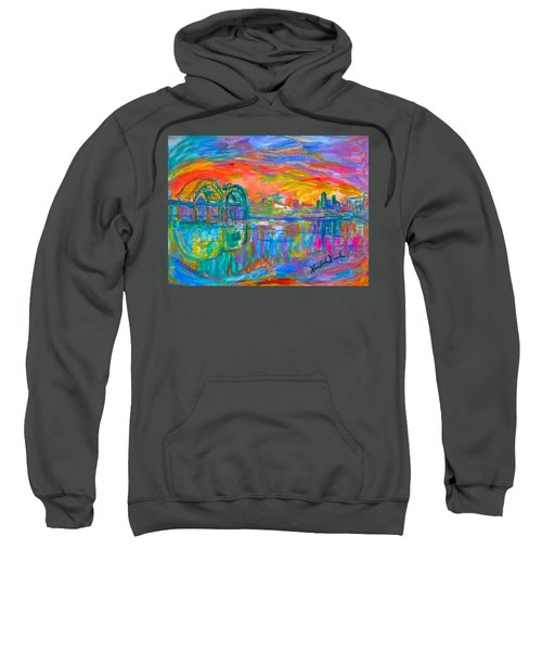 Memphis Spin Sweatshirt