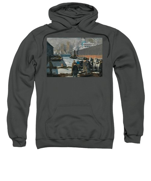 Men Of The Docks Sweatshirt