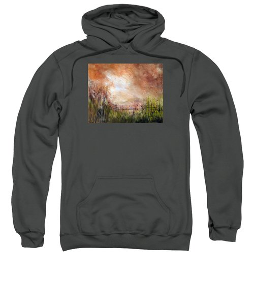 Mending Fences Sweatshirt