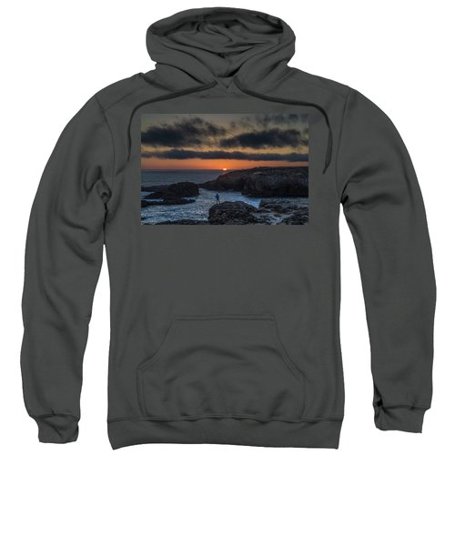 Mendocino Sunset Sweatshirt
