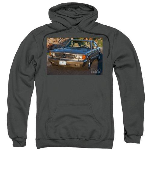 Mercedes 560sec W126 Sweatshirt
