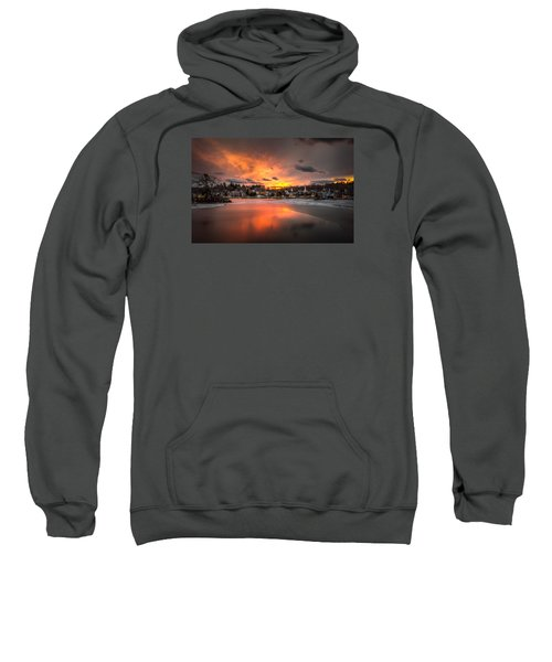 Meredith Sunset Sweatshirt