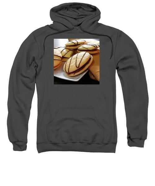 Merendine Yo-yo Con Nutella  Sweatshirt
