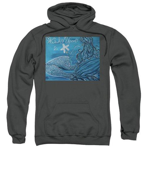 Mermaid- Wish Upon A Starfish Sweatshirt