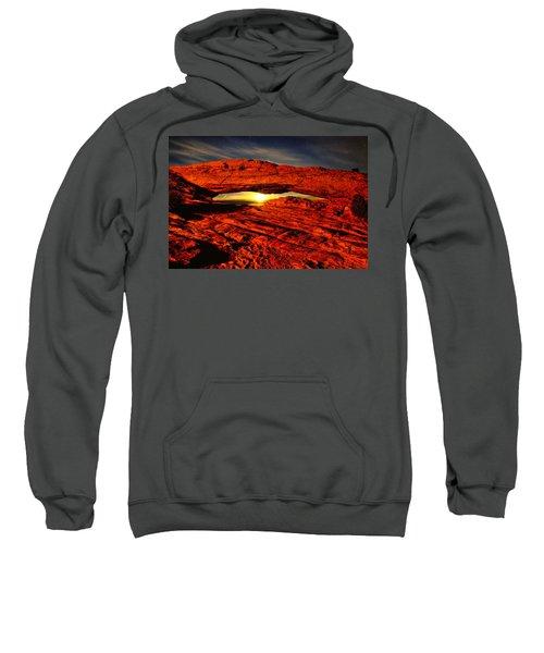 Mesa Arch Moonshine Sweatshirt