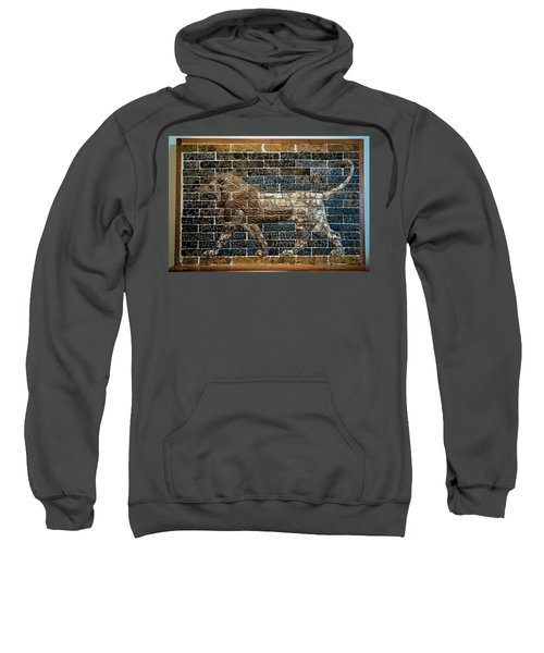 Mesopotamian Lion Sweatshirt