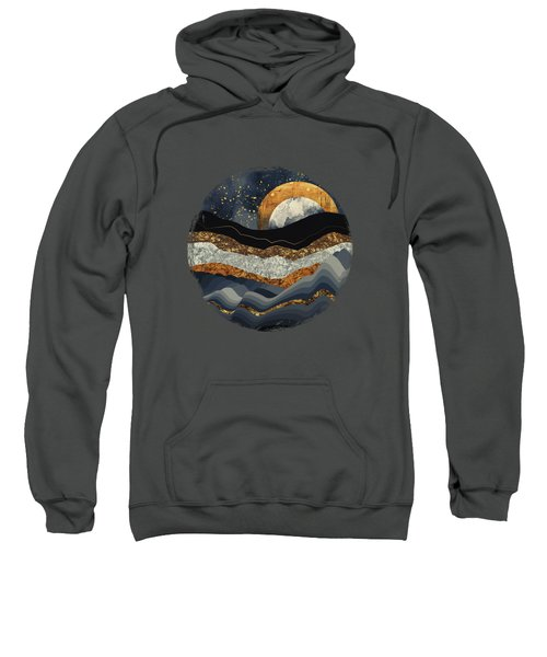 Metallic Mountains Sweatshirt
