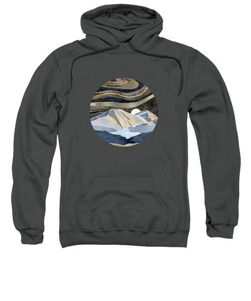 Metallic Sky Sweatshirt