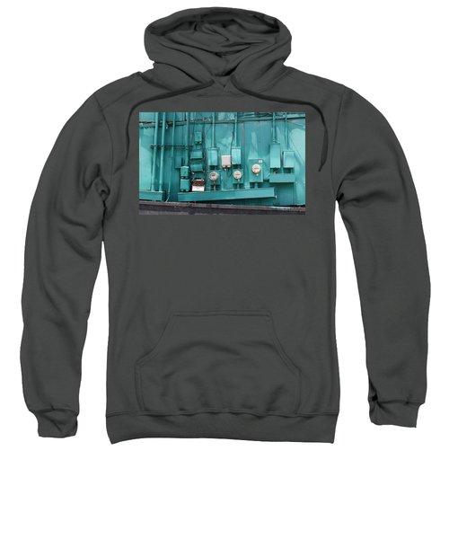 Meter Reader Sweatshirt