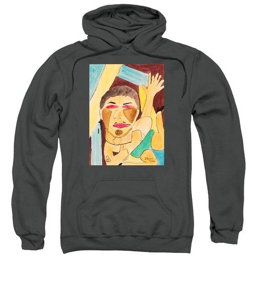Metro Beauty Sweatshirt