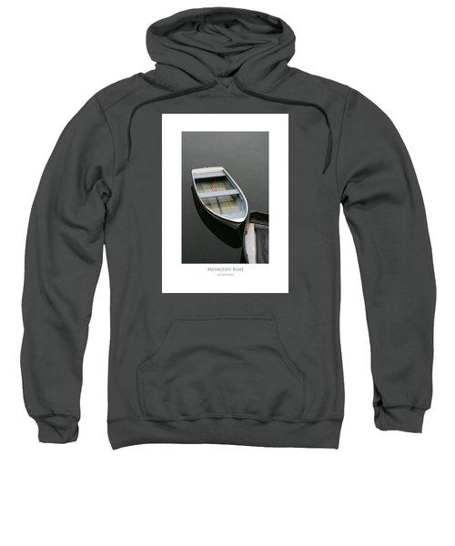 Mevagissy Boat Sweatshirt