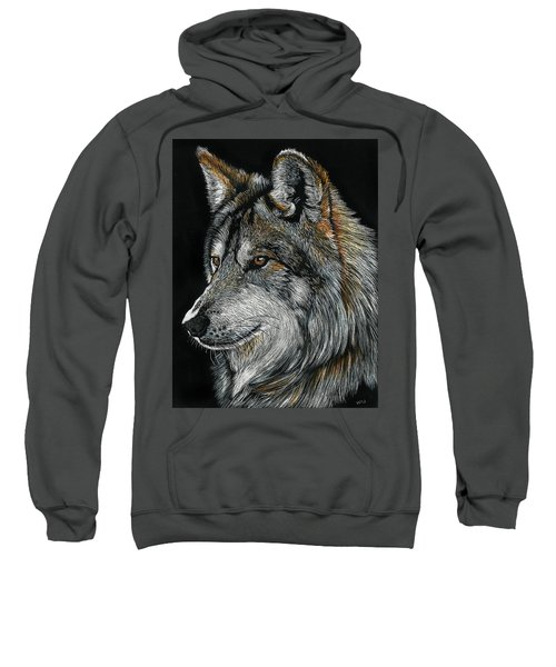 Mexican Wolf Sweatshirt