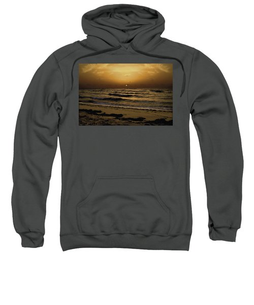 Miami Sunrise Sweatshirt