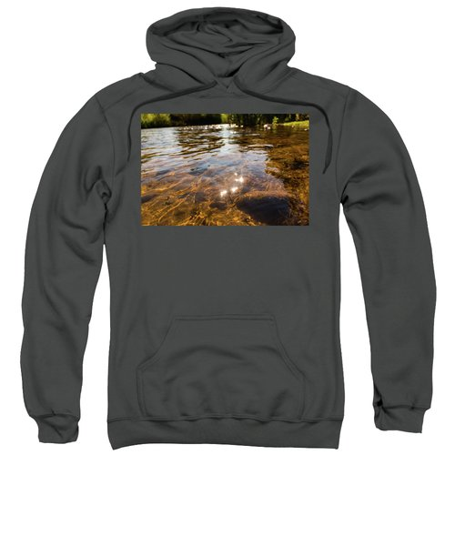 Middle Of The River Sweatshirt