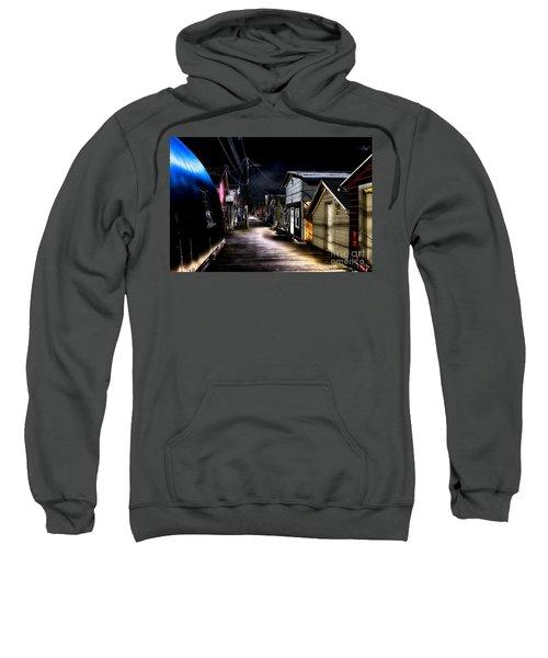 Midnight At The Boathouse Sweatshirt
