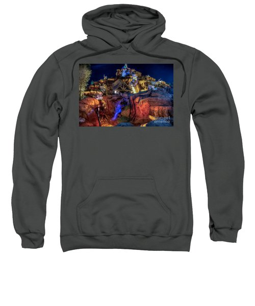 Midnight Splash Sweatshirt
