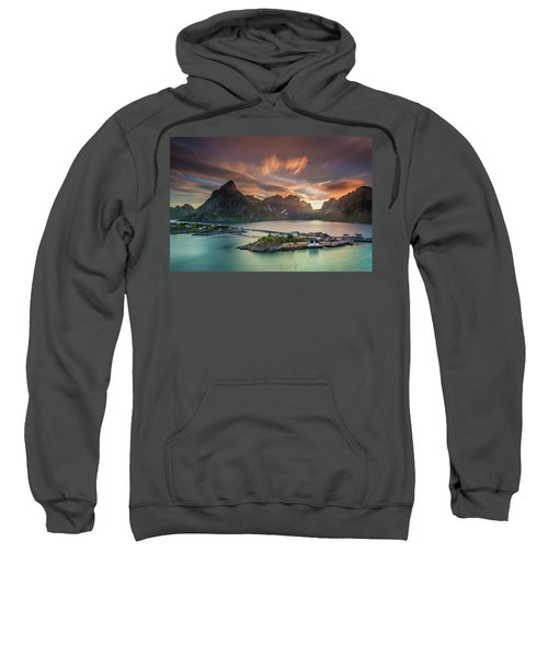 Midnight Sun Galore Sweatshirt